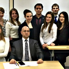 Научно-практический семинар «Организационно-правовые проблемы реализации предпринимательской деятель