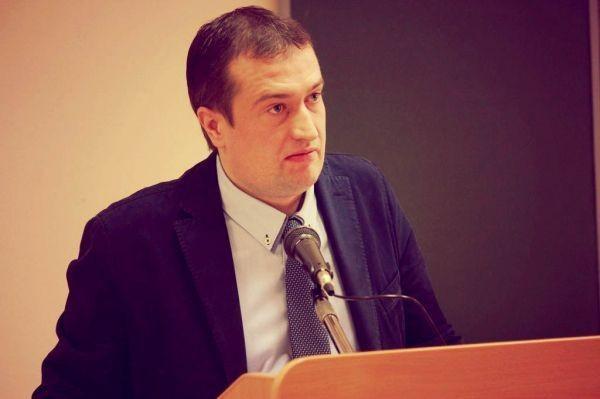 доцент кафедры теории государства и права Сибирского федерального университета,  кандидат юридических наук В.Ю. Панченко