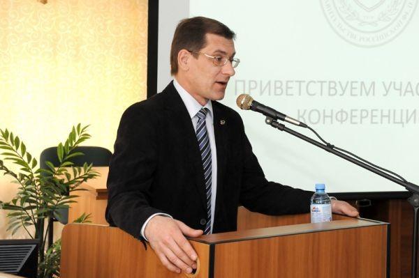 директор Краснодарского филиала Финансового университета при Правительстве РФ Э.В. Соболев