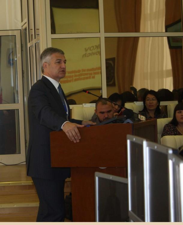 Директор ФССП России – главный судебный пристав РФ А. Парфенчиков