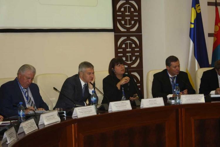 В. Наговицын, А. Парфенчиков, Ф. Андрие, А.Агеев