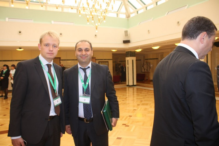 В.Гуреев и А. Арутюнян