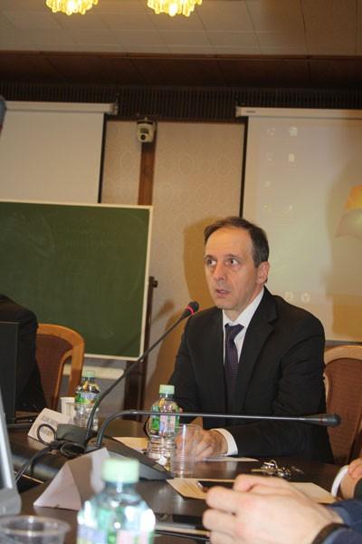 Судья ЕСПЧ Д.И. Дедов