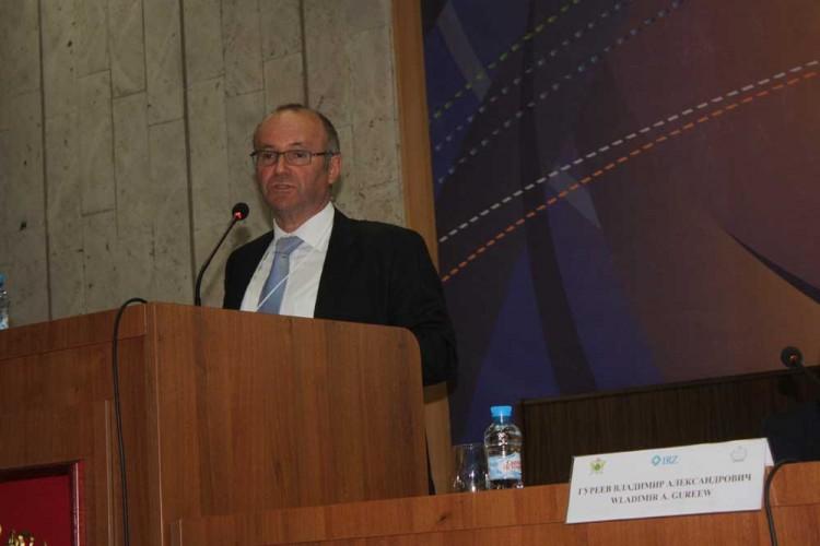 заместитель федерального директора Союза судебных приставов Германии Бруннер Карлхайнц