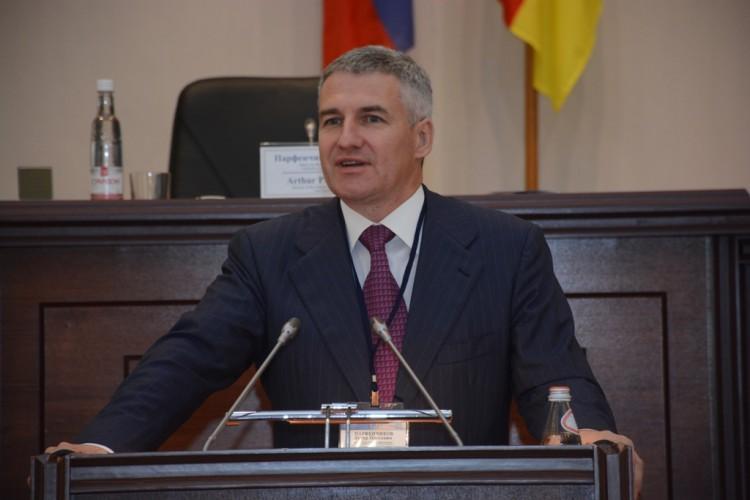 Директор ФССП России А. Парфенчиков