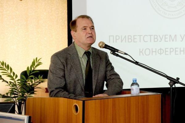 президент КРОБФ «Научно-образовательные инициативы Кубани» В.В. Сорокожердьев